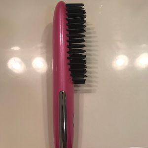 HeadKandy Sidekick Hair Straightener Brush